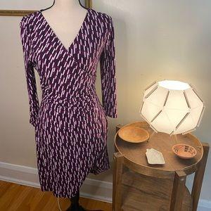 Stitch Fix 41 Hawthorn Riana Zipper Wrap Dress